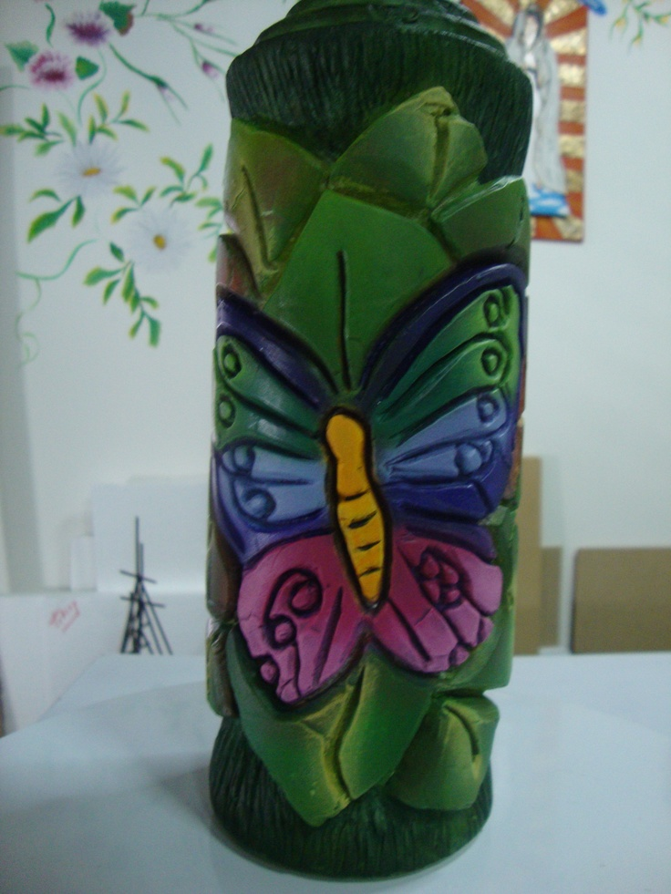Vela Tallada en www.tremendaluna.com síguenos en nuestro facebook MimiLuna