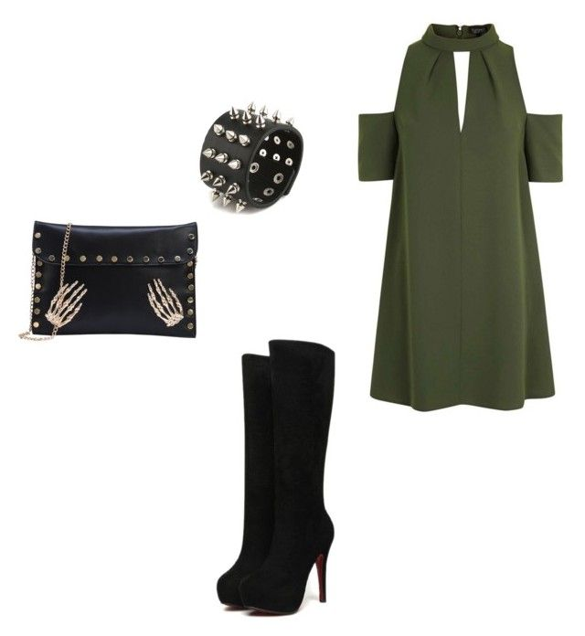 """Sans titre #25"" by dobrodod on Polyvore featuring mode et Topshop"