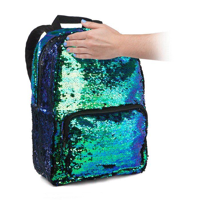Mermaid Sequins Backpack – Novelty Gift Ideas