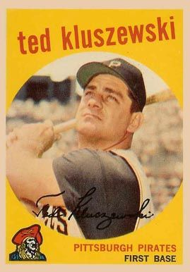 78 Best images about Baseball Cards 1959 on Pinterest | Cleveland ...