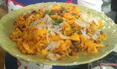 Cuochi per caso...o per forza!!: TAGLIATELLE RIPIENE da La Prova del Cuoco