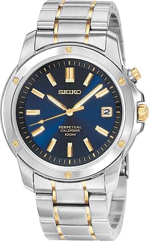 Seiko Perpetual Calendar | SNQ010