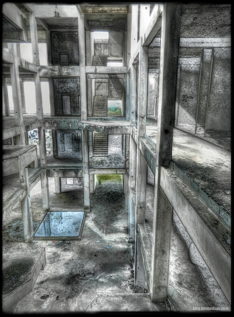 Urbex & Urban Exploration in #HDR