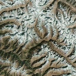 Jammu and Kashmir - Map