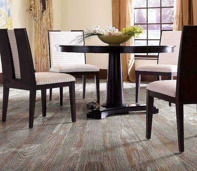 Laminate Natural Impact Ii Acorn Tan Oak Flooring By Shaw