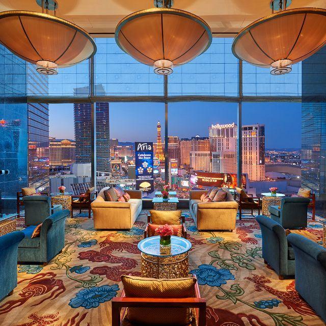 Tea Lounge Waldorf Astoria Las Vegas Restaurant Las Vegas Nv
