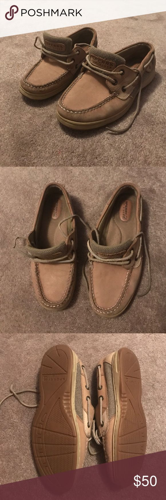 Women's sperry boat shoe Sperry topsider women's boat shoes, lightly worn Sperry Top-Sider Shoes