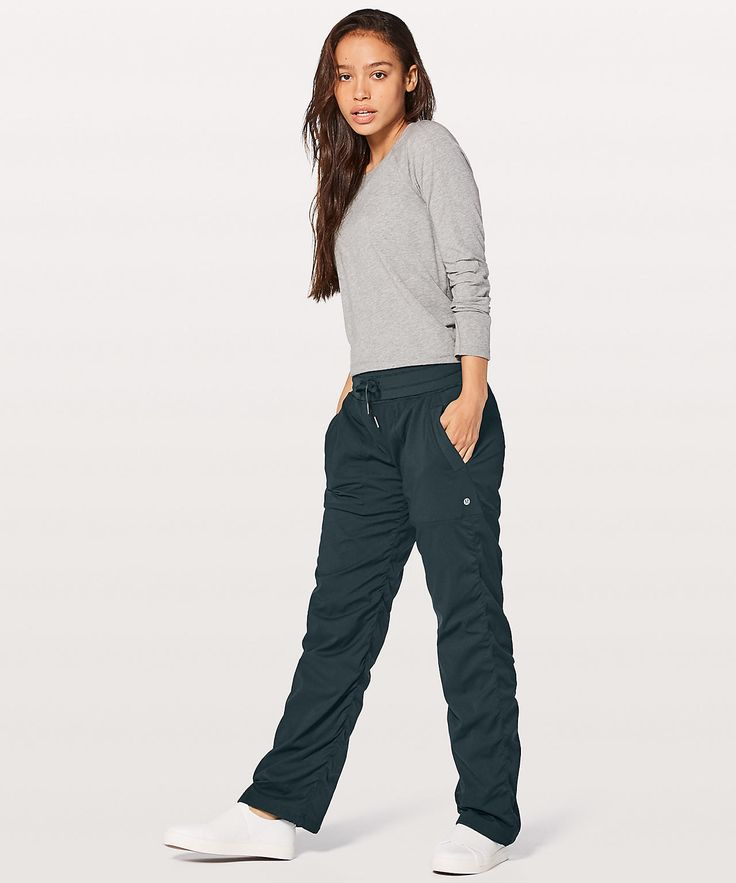 Dance Studio Pant III *Lined | Women's Yoga Pants | lululemon athletica – wish list