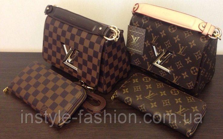 Сумка клатч через плечо Louis Vuitton Луи Виттон, фото 4
