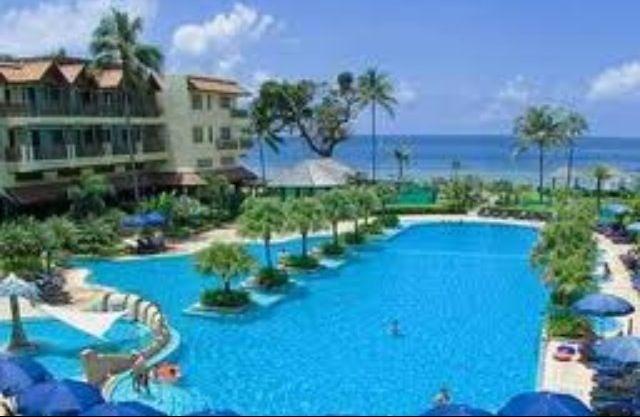 Poolside Phuket