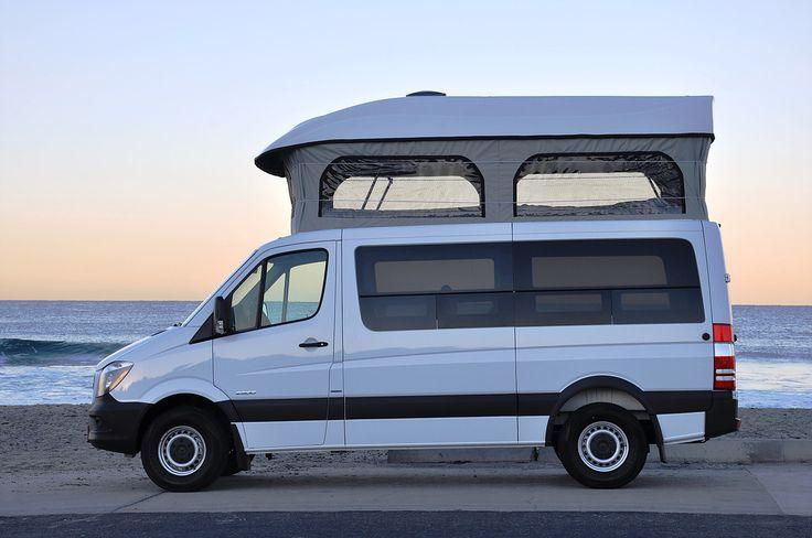 Www Coloradocampervan Com Poptop Van Pinterest Van