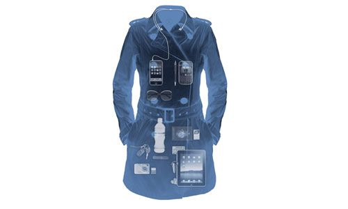 18 Pocket Trench - Some Cool Tech Gifts for Travelers @Saba Long Maqbool  #CoolTechStuff