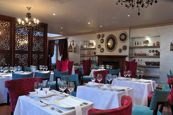 Rambling Vine Restaurant - Mount Grace Country House & Spa