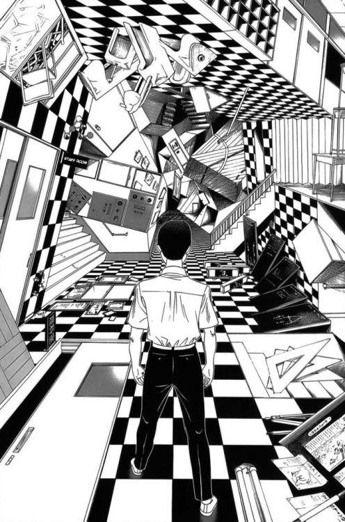 Usamaru Furuya. Chronicle of the Clueless Age, 2006.