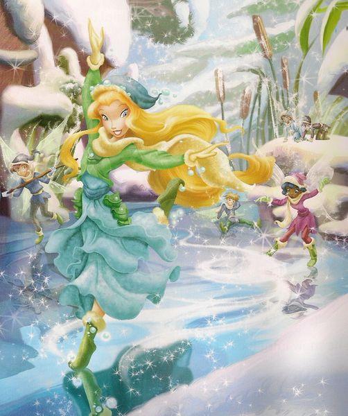 Pixie Hollow Create a Fairy | Rani in the comics:
