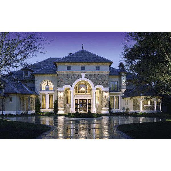 Great Gatsby Mediterranean Italian Luxury Home Villa: 44 Best My Dream House Mansions