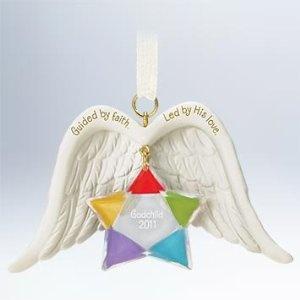 Hallmark 2011 Godchild Ornament - | Godson | Pinterest