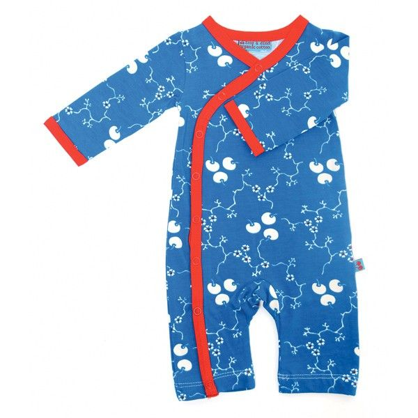 Froy & Dind jumpsuit - lichtblauw