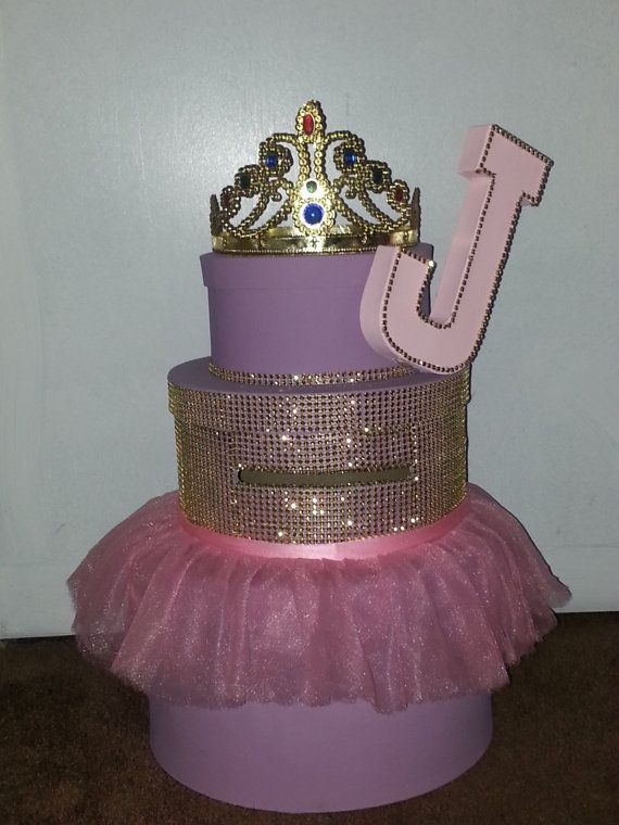 Hey, I found this really awesome Etsy listing at https://www.etsy.com/listing/192003348/royal-princess-themed-card-box