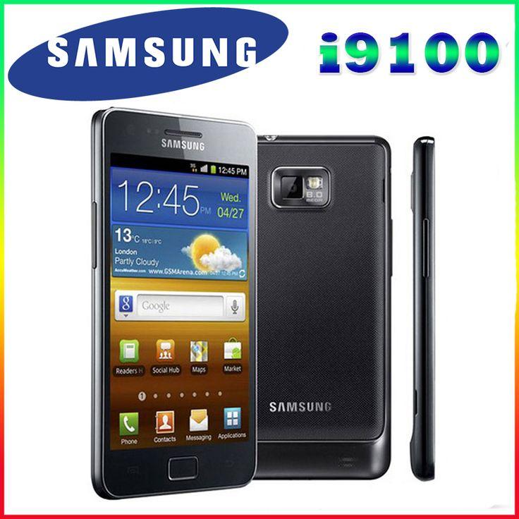 Купить товарОригинальный Разблокирована Samsung GALAXY S2 I9100 Мобильный Телефон Android Wi Fi GPS 8.0MP камера Ядро 4.3 ''1 ГБ RAM 16 Г Rom Бесплатно доставка в категории Мобильные телефонына AliExpress. Оригинальный Разблокирована Samsung GALAXY S2 I9100 Мобильный Телефон Android Wi-Fi GPS 8.0MP камера Ядро 4.3 ''1 ГБ RAM 16 Г Rom Бесплатно доставка