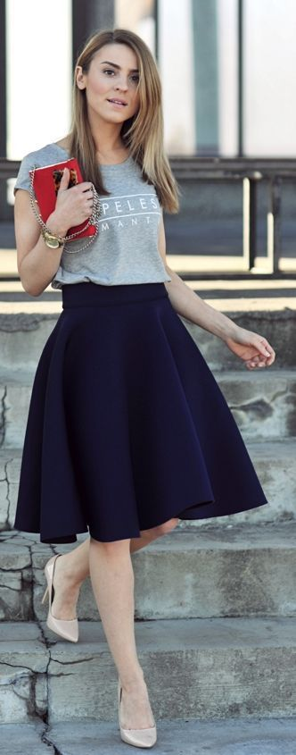 40 Dynamic 2015 Fashion Looks For Women                                                                                                                                                     More