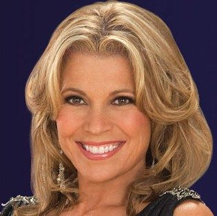 Vanna White Measurements Height Weight Diet Workout
