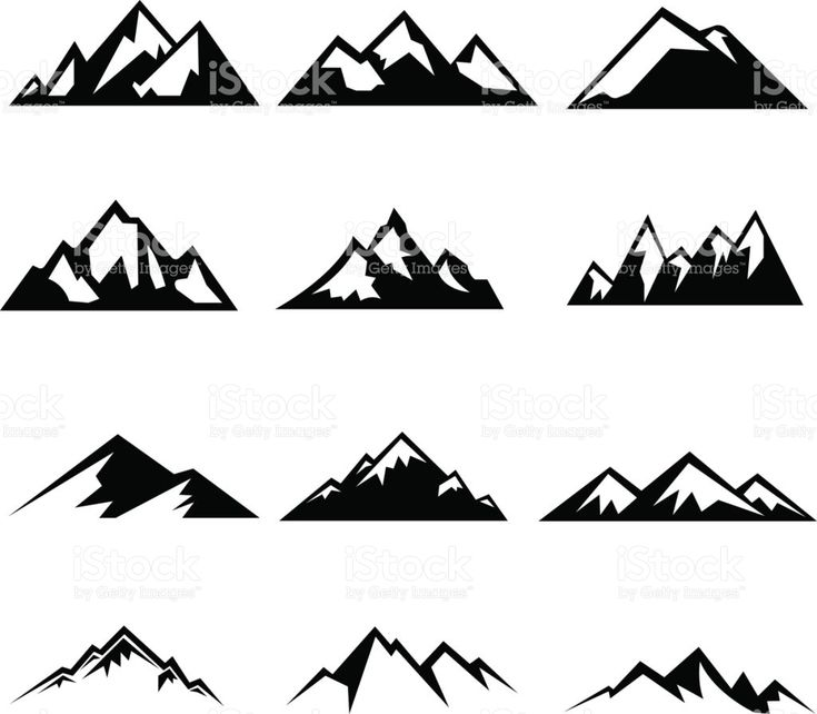 84 best mountain vector images on pinterest graphics abstract rh pinterest com mountain vectors free download mountain vector free download