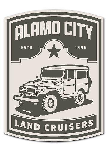 Alamo City Land Cruiser Club logo | Flickr - Photo Sharing!