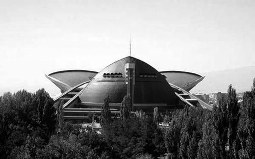 Armenia, Yerevan, Sports and concerts complex, 1984