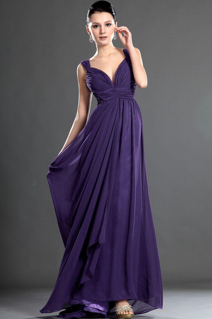 Purple-Cocktail-Dresses-for-Weddings