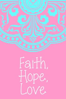 Faith Hope Love Iphone Wallpaper : Faith hope & love What you think,say it! Pinterest ...