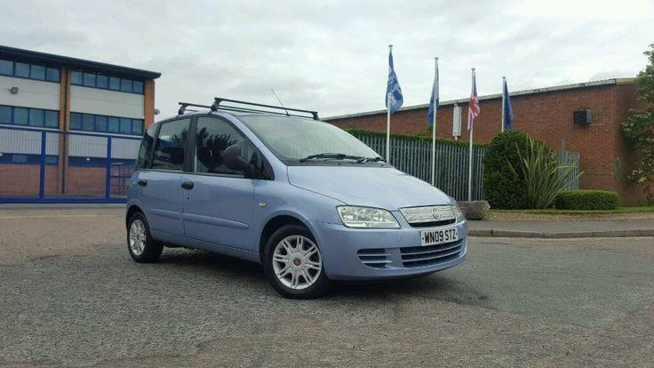 Big enough? Fiat 2009 100k £1500 Fiat, Car, Suv car