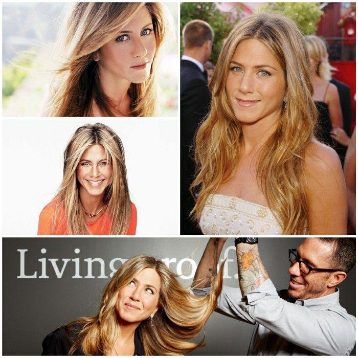 Jennifer Cameron's beautiful long hair