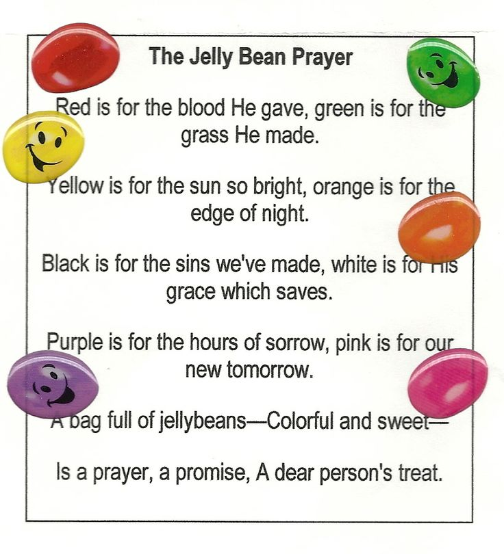 further A Ae Cfc B E B A B Christian Crafts Holiday Traditions besides Jaguar Puppet moreover A Dda Ba B E Ad C also Easter Color Sorting Printable. on preschool activities using jelly beans