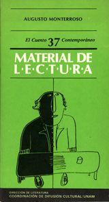 Augusto Monterroso - Material de Lectura UNAM