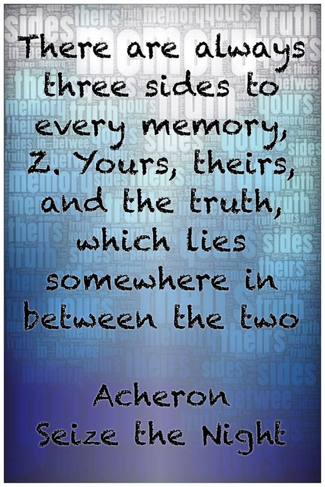 Quote about Truth from Sherrilyn Kenyon's Dark Hunter series