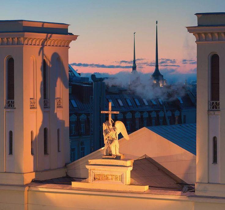 Лютеранская церковь Святых Петра и Павла.  Автор: Иван Смелов (Smelov.photo).
