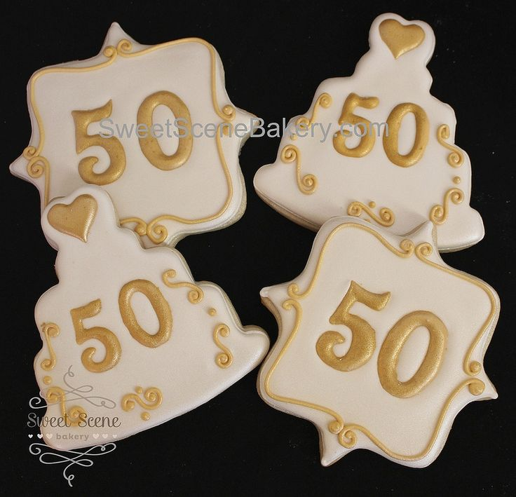 1000+ Ideas About Anniversary Cookies On Pinterest
