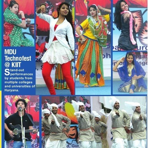 #MDU Technofest #KIIT Stand-out perfomances by students multiple colleges and universities of Gurgaon. April 4 - 11 2014. More information visit this site:-http://kiit.in/index.php/m-photogallery.html