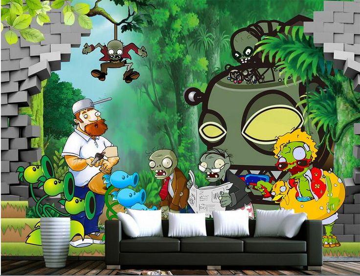 Best 25+ 3d wall painting ideas on Pinterest   Cheap wallpaper online, Cheap wallpaper and Brick ...
