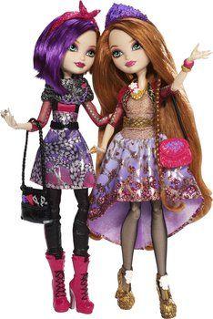 Lalka modnisia Mattel Ever After High Holly O'Hair & Pooly O'Hair od 89,99 zł. WIĘCEJ: http://www.idealo.pl/ceny/4516367/mattel-ever-after-high-holly-o-hair-pooly-o-hair.html