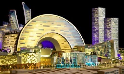 Kota Masa Depan dari Dubai