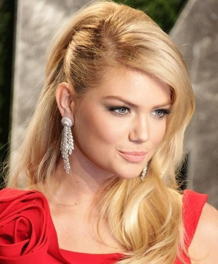 Side Swept Hairstyles For Weddings: 18 Best Prom Hairstyles Images On Pinterest