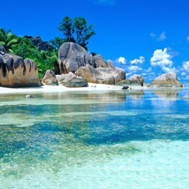 Seychelles Or The Republic Of Is An Island Country In Indian Ocean Are A Group 115 Which Only Few Inhabited