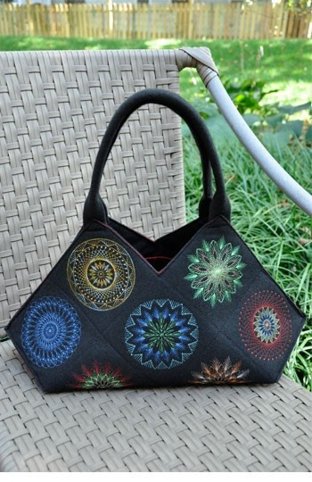 Permission Purse – IJ910 sewing pattern from IndygoJunction.com