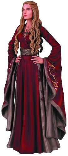 Game of Thrones Cersei Baratheon Figure (Games of Thrones) by Dark Horse Deluxe, http://www.amazon.co.uk/dp/1616594985/ref=cm_sw_r_pi_dp_PlArtb0PXA9WP