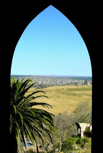 Different view of KWT, Eastern Cape, South Africa