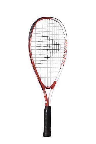 New Dunlop Fun Mini Squash Racket Shortened Frame Kids Starter Play Racquet-red by Dunlop. New Dunlop Fun Mini Squash Racket Shortened Frame Kids Starter Play Racquet-red.