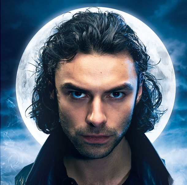 aidan turner being human - Please bite me!