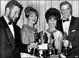 Oscar for spartacus 1960